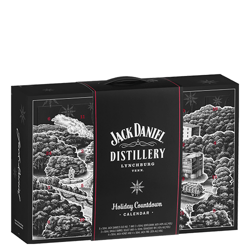 Jack Daniel's Holiday Calendar