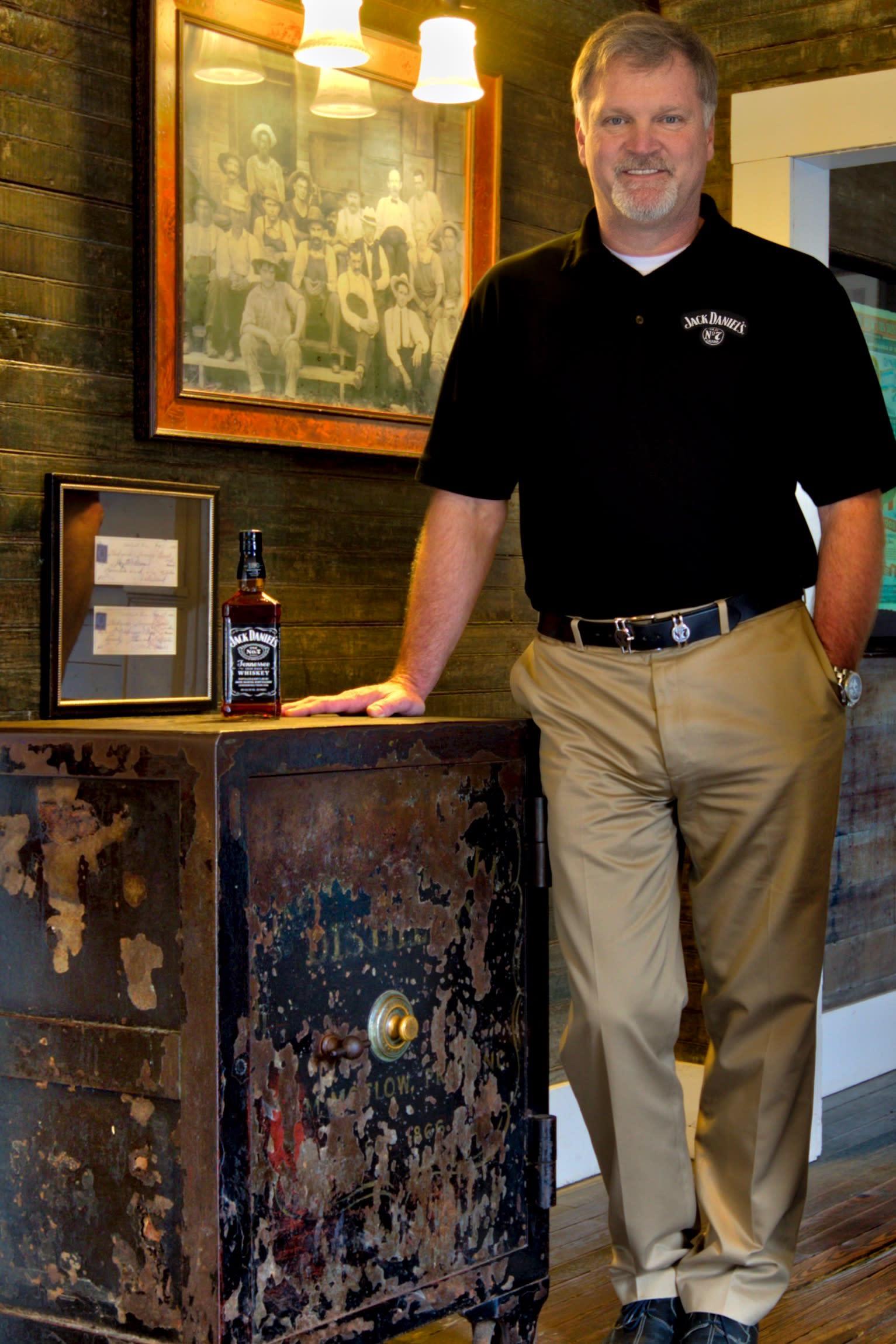 Jack Daniel's Master Distiller, Jeff Arnett