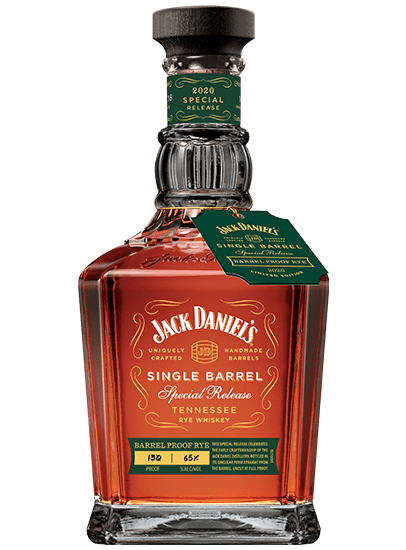 Jack Daniel's Single Barrel Special Release Barrel Proof Rye