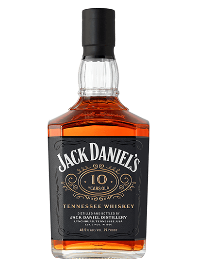 Jack Daniel's 10 Year Old Tennessee Whiskey