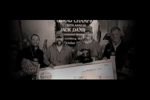 Jack Daniel's World Championship Invitational Barbecue | 2018 Winner: BUTCHER BARBECUE