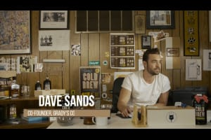 Character Driven Dave Sands