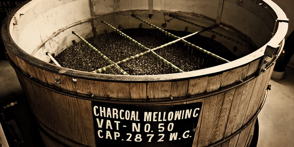 Image result for charcoal filtering whiskey