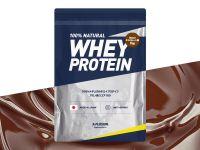 エクスプロージョン 100%ナチュラルホエイプロテイン ミルクチョコレートの画像