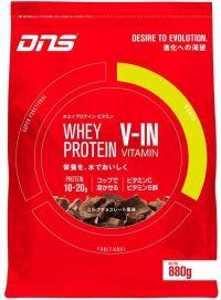 DNS ホエイプロテイン ビタミン ミルクチョコレートの画像