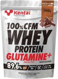 ケンタイ 100%CFDホエイプロテイングルタミンプラス スーパーデリシャス チョコレートの画像