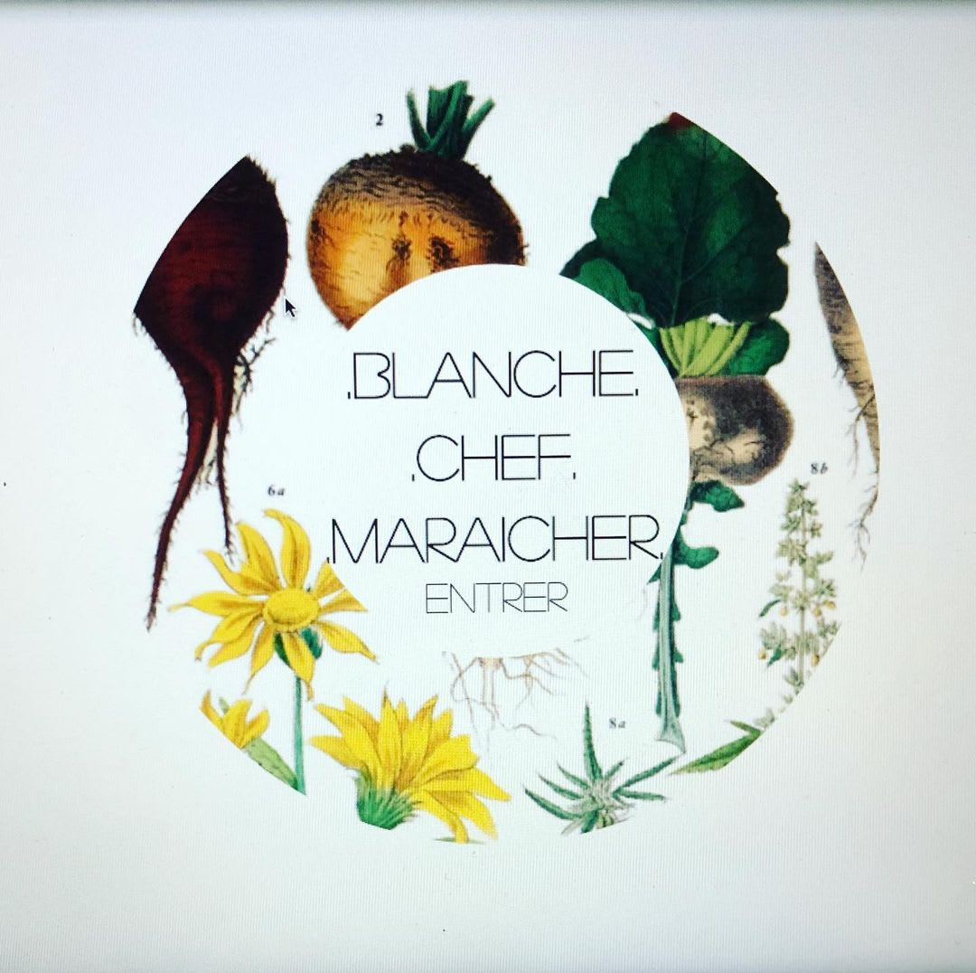Chef Maraicher logo | Ecoloupe