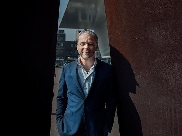 Peter van Duinen. Foto: IAMKAT