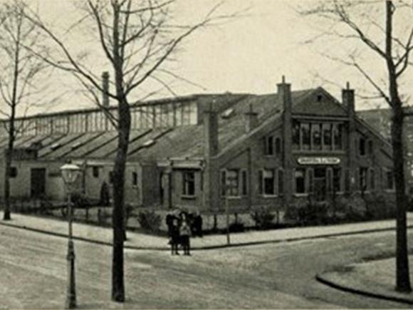 Thiemeloods vroeger (gebouwd in 1905)