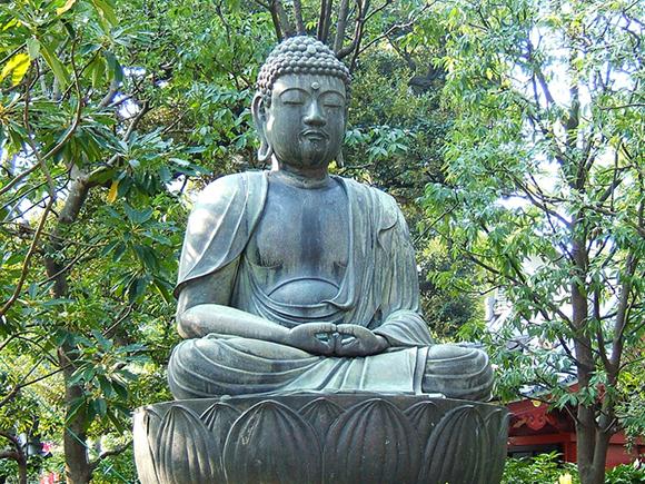 Boeddha. Foto: LHOON, 2006 (via Flickr)_groot