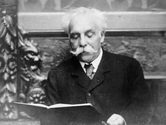 Gabriël Fauré, 1907_groot