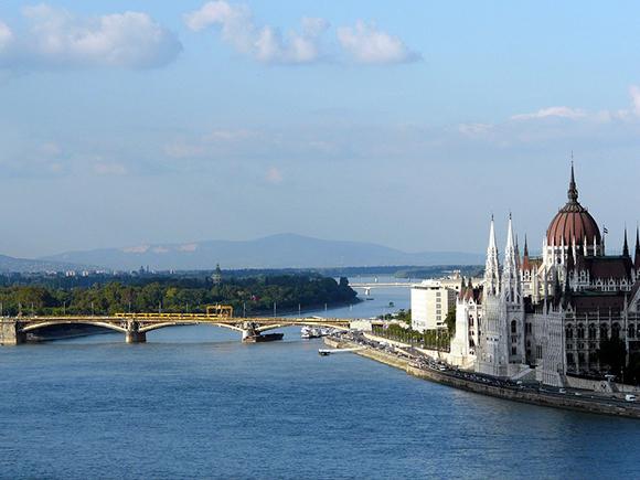 Parlementsgebouwen, Boedapest. Foto: Pixabay_groot