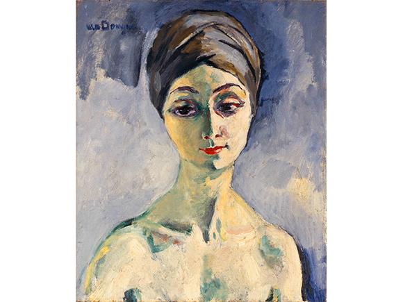Kees van Dongen, Maria Lani, 1928. c/o Pictoright Amsterdam/Stedelijk Museum Amsterdam_groot