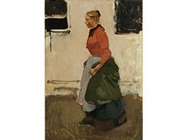 George Hendrik Breitner, De waspit, ca. 1893, Kunstmuseum Den Haag