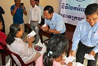 Governor of Chamkarmon District...