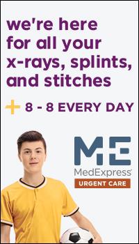 Med Express Banner
