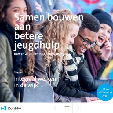 Magazine 'Samen bouwen aan betere jeugdhulp'