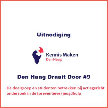 Den Haag Draait Door #9