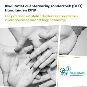 Cliëntervaringsonderzoek Haaglanden 2019