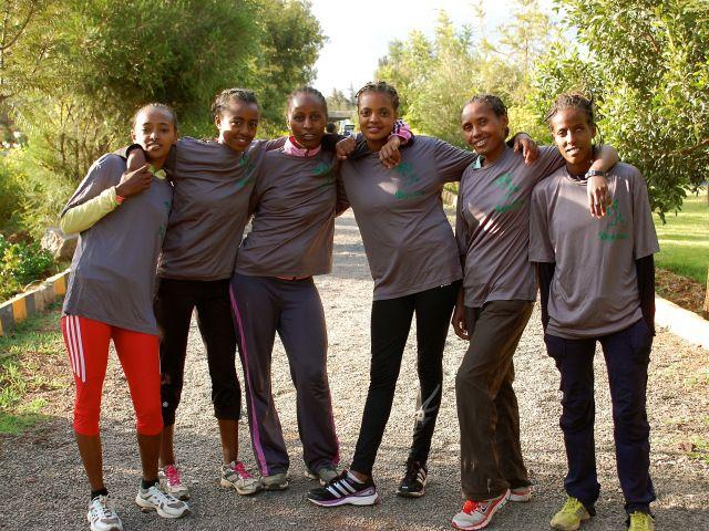 Yaya girls group picture