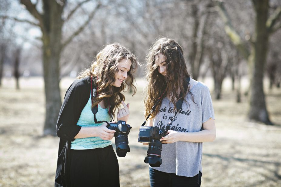 Girlswithcameras