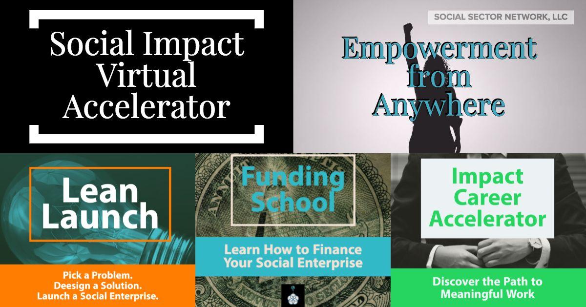 Social Entrepreneurship Education for All | StartSomeGood