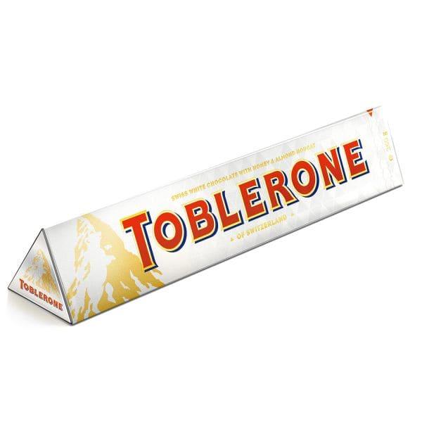 Toblerone White Chocolate 360g
