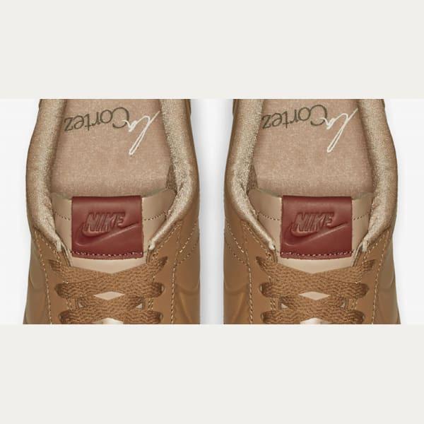 buy popular 4bcc6 3a62a Nike Maria Sharapova La Cortez Women's Shoes, Camel Mars ...