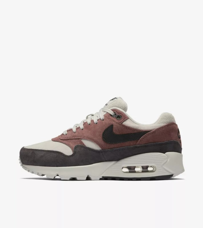 ShoesRed Sepia Oil Heritage Nike Hybrid Air Grey6 901 Women's Max QxdCtsrh