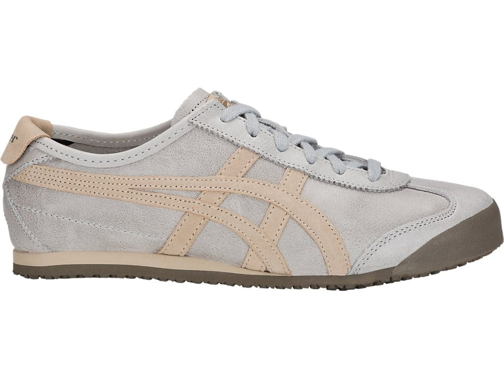 size 40 e0768 8ae91 Onitsuka Tiger Mexico 66 Shoes, 24, Mid Grey x Feather Grey