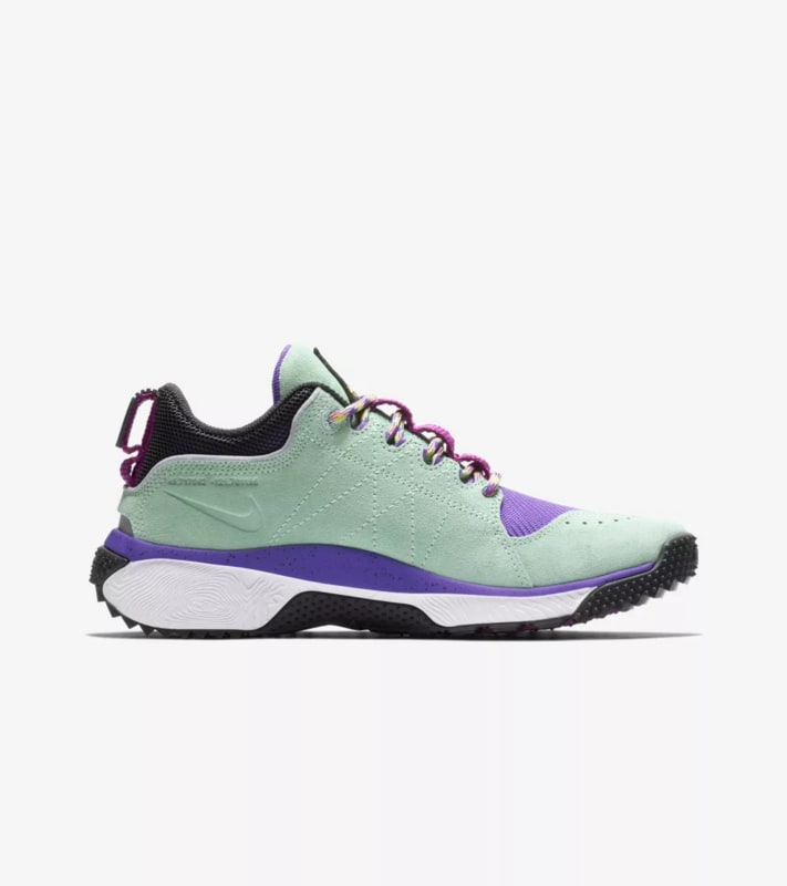 Nike ACG Dog Mountain Men's Shoes, Emerald Rise Black, 6