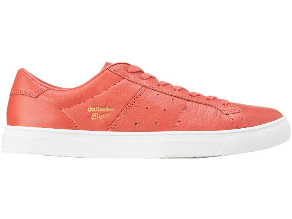save off 9911f 3682d Onitsuka Tiger Lawnship 2.0 Shoes, 22.5, Red Brick