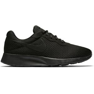 Nike Men's Tanjun Triple Black Shoes, 10
