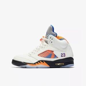Nike Air Jordan V International Flight Men's Shoes, Retro Sail ...
