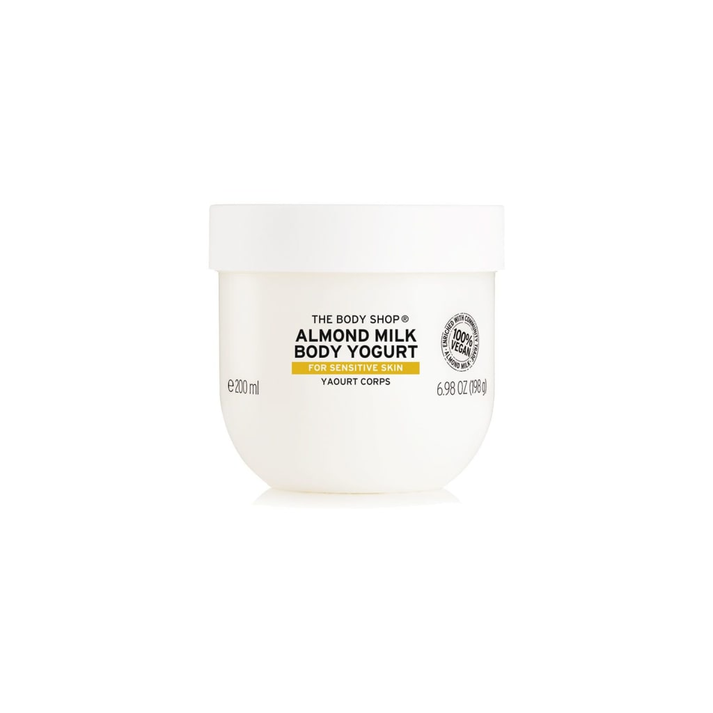 The Body Shop Almond Milk Body Yogurt 200ml