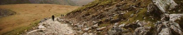 mountain path image