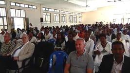 preaching in Ethiopia