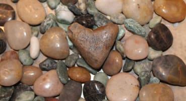 heart stone image