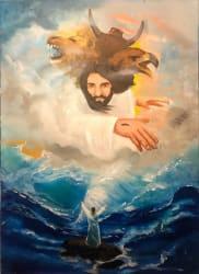 4 faces of Jesus