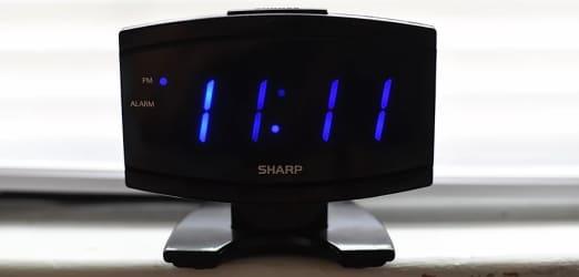 11:11 clock image