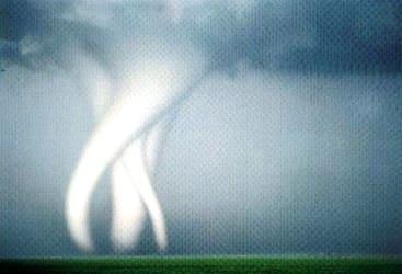 3x tornado water spout image