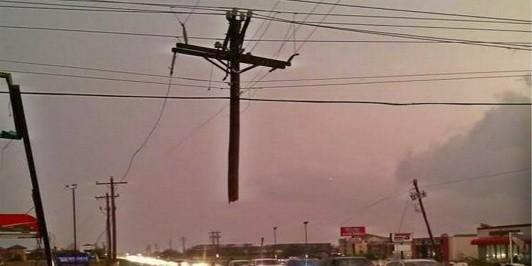 utility pole cross