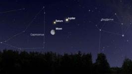 sky image with stars