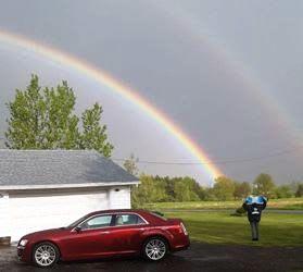 rainbow iamge by author
