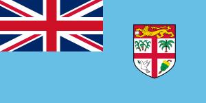 Republic of Fiji flag