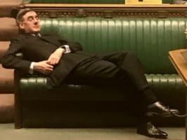 Jacob Rees Mogg - Brexit debate