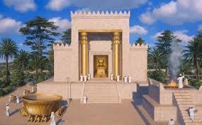 Solomon's temple image