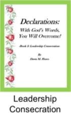 Declarations Book-2 Leadership Consecration