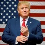 president and flag