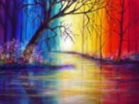 rainbow river image © Ann Marie Bone